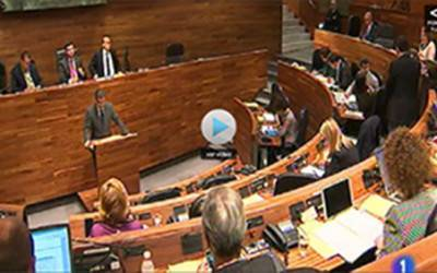 Life+ARCOS in the news of the Spanish public TV (regionally broadcast). TV programme: PANORAMA REGIONAL